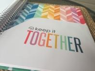 Keep it Together Folder